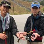 PBT2019 第1戦 小野湖 TOP3ペア&BF賞 メインルアー紹介