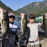 PBT第三戦 弥栄湖オープン 結果